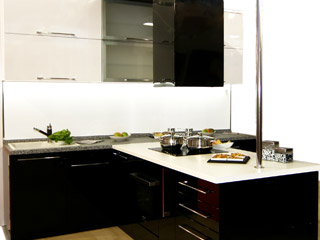 "Kitchen ""Black"""