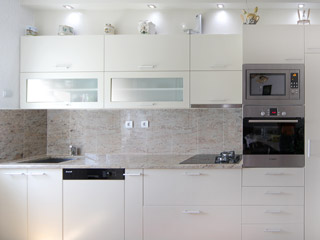 "Kitchen ""Whitish"""